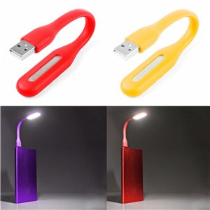 Xiaomi USB LED Light Lamp with Adjustable Arm for Power Bank PC Laptop