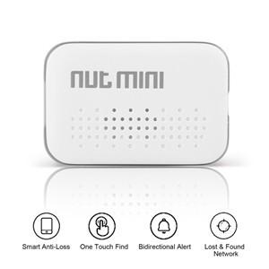 Nut 3 Mini Intelligent Bluetooth Two-way Anti-Lost Tag Wireless Locator Tracker Child Bag Wallet Key Finder Sensor Alarm