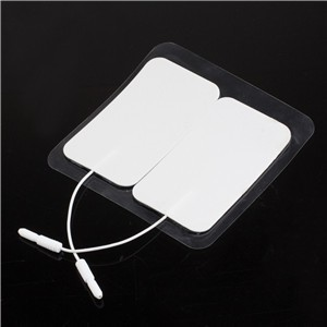 20 Piece Electrode Pads Tens Electrodes for Tens Digital Therapy Machine Massager 5*9cm with 2mm Plug