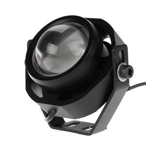 IP67 Waterproof 3 Mode 10W Strobe Flashing Eagle Eye LED Car Light DRL Warning Cool White Light