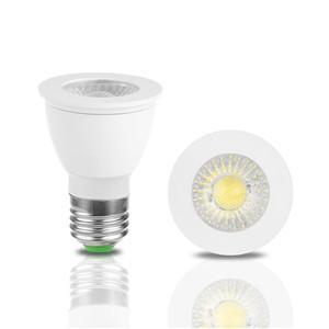 3W/5W E27 LED COB Bulb Spotlight Lamp Cool White/Warm White AC 85-245V
