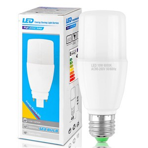 E27 7W/10W LED Bulb Light Replacement Incandescent Bulb Soft Cool White 6000K AC 85-265V