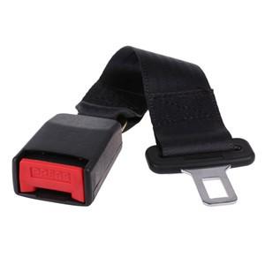 "LemonBest-Car Vehicle Seat Belt Seatbelt Extender Extension Strap Safety 36cm 14"" Length with Buckle"