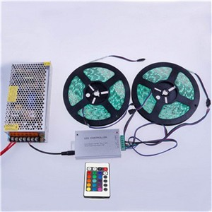 10M 5050 LED Strip Waterproof Warm White/ Cool White +12.5A Transformer for Home Party Decoration
