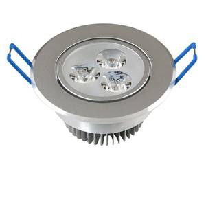 LemonBest -9W LED Ceiling Light Recessed Spotlight Downlight Cool white  100-245V