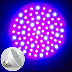 E27 4.5W RED and BLUE 80 LEDs Hydroponic Light LED Plant Grow Growth Light Bulb Lamp AC 110V/AC 220V